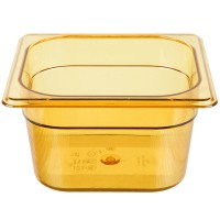 Rubbermaid 205P Hot Food Pan, 1/6 Size